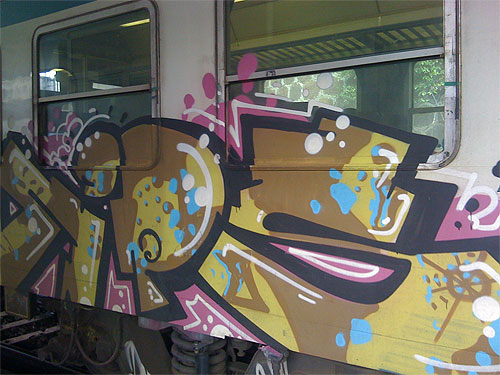 train_graffiti